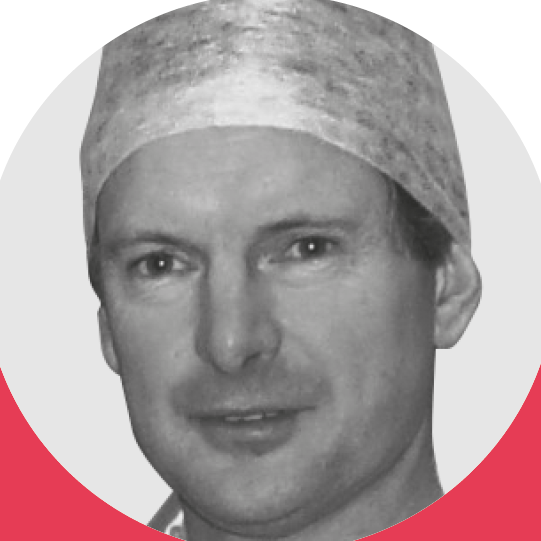 Andy Morris FRCOphth, Consultant in Ophthalmology, University Hospitals Dorset, UK