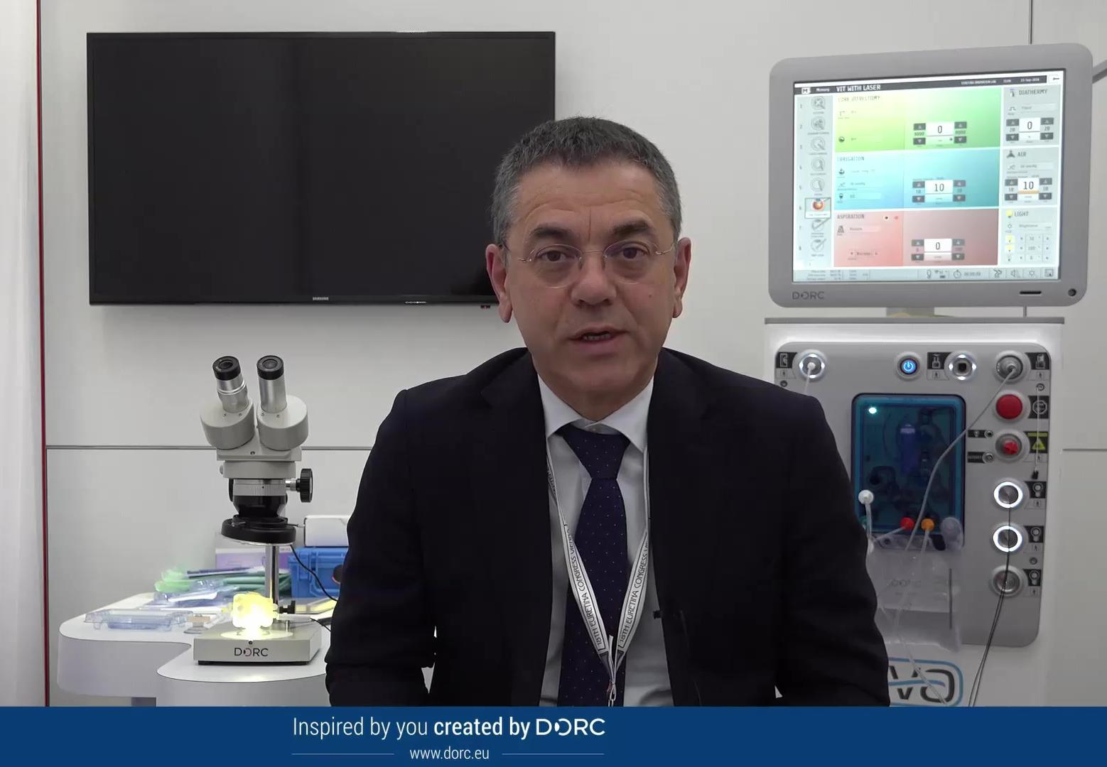 Professor Avci, Turkey, about EVA and DORC instruments