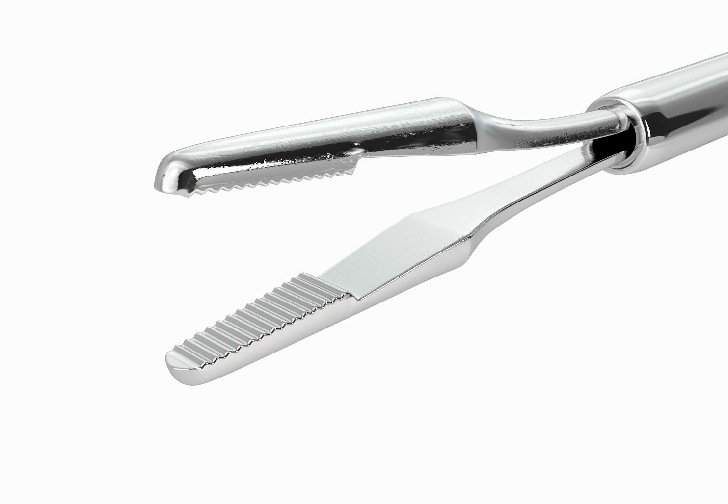 Ultra Peel 25G/27G microforceps: one touch, gentle membrane peeling