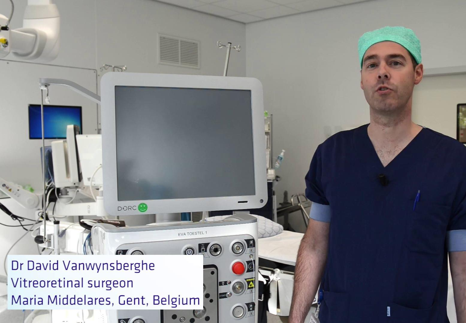 Dr Vanwynsberghe about EVA